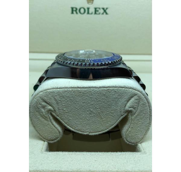 ROLEX GMT MASTER II BATMAN REF.126710